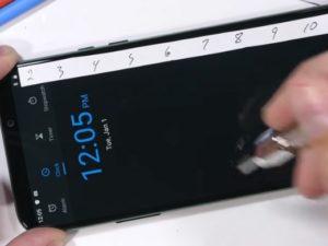 Test odolnosti Xiaomi Black Shark 2