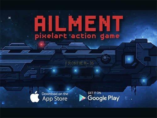 Android akční hra, ve které si užijete spoustu zábavy Ailment