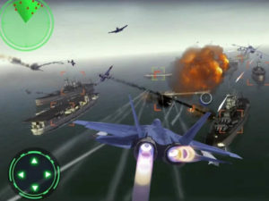 Hra War plane 3D