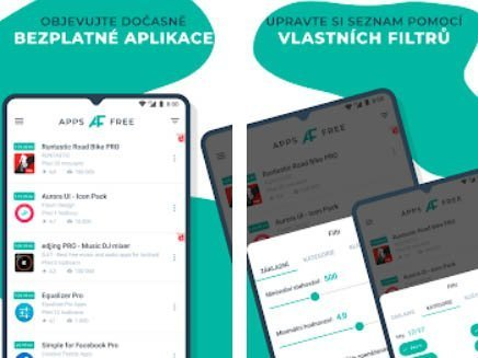 Aplikace ke stažení Appfree