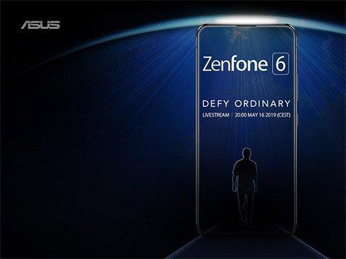 Asus Zenfone 6 reklama