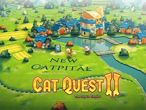 Hra Cat Quest