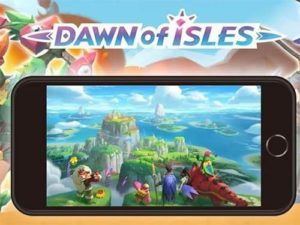 Android hra Dawn of Isles