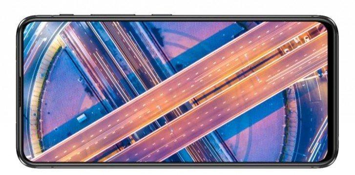 Asus Zenfone 6 displej