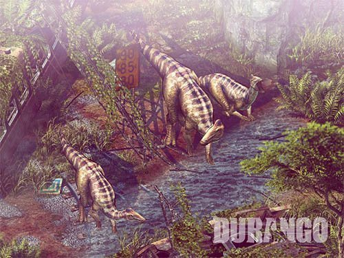 Android battle royale hra Durango