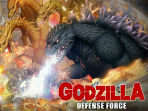 Hra Godzilla Defense Force