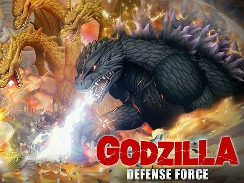 Hra Godzilla Defense Force
