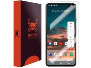 Design telefonu Google Pixel 4