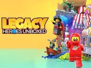Gameloft nová hra LEGO Legacy
