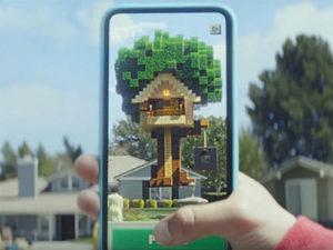 Hra Minecraft Earth představena s rozšířenou realitou