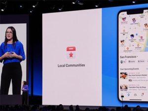 Facebook komunita