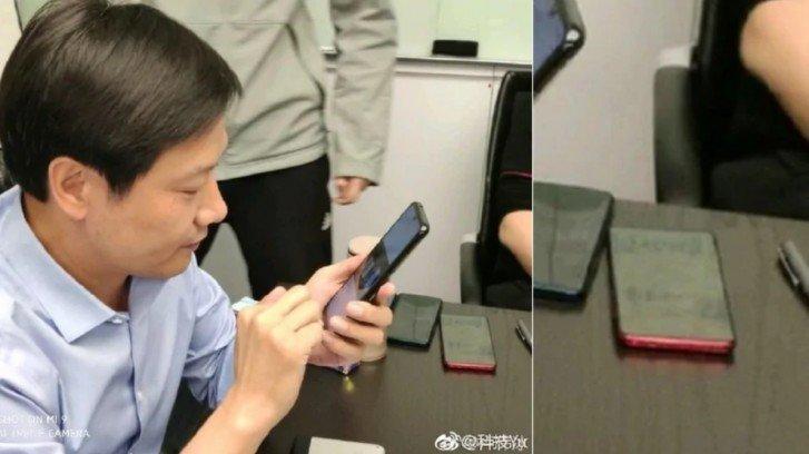 Xiaomi Redmi telefon s MIUI 10
