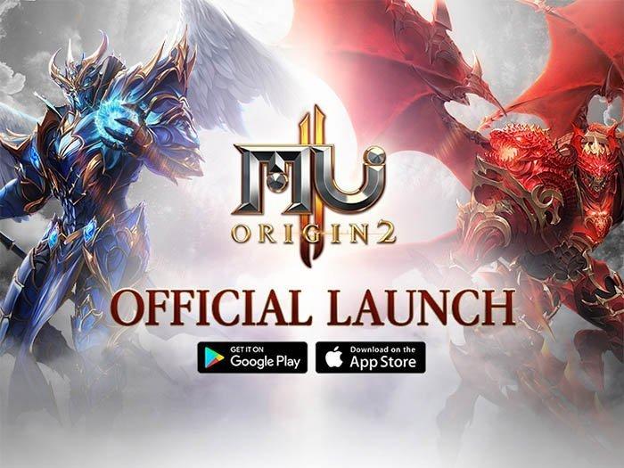 Hra MU Origin 2 MMORPG