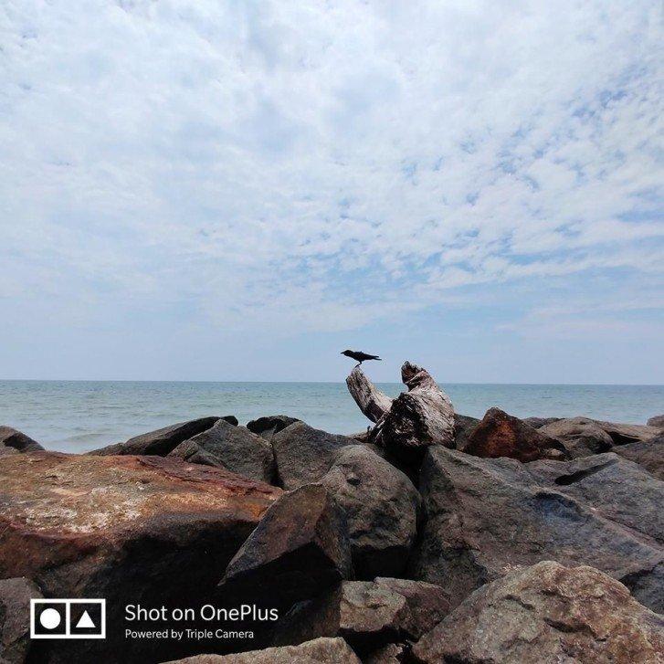 OnePlus 7 Pro ultraširoký záběr