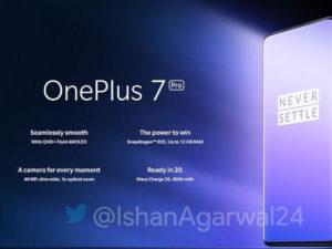 Uniklá data ohledně cen jednotlivých dílů OnePlus 7