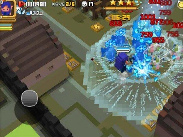 Hra Pixel Knights