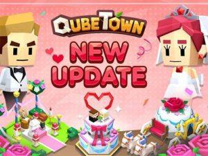 Android hra QubeTown ke stažení