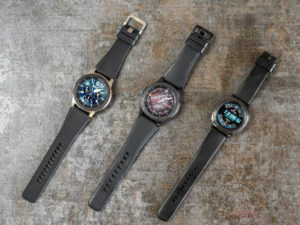 Samsung Galaxy Watch, Gear S3, Gear Sport s One UI