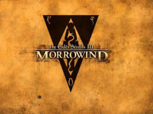 Android hra Morrowind