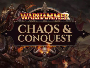 Hra Warhammer: Chaos & Conquest
