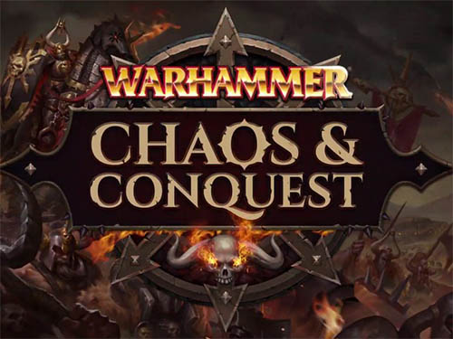Android hra Warhammer: Chaos & Conquest