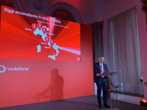 Itálie se stává třetí zemí EU s 5G