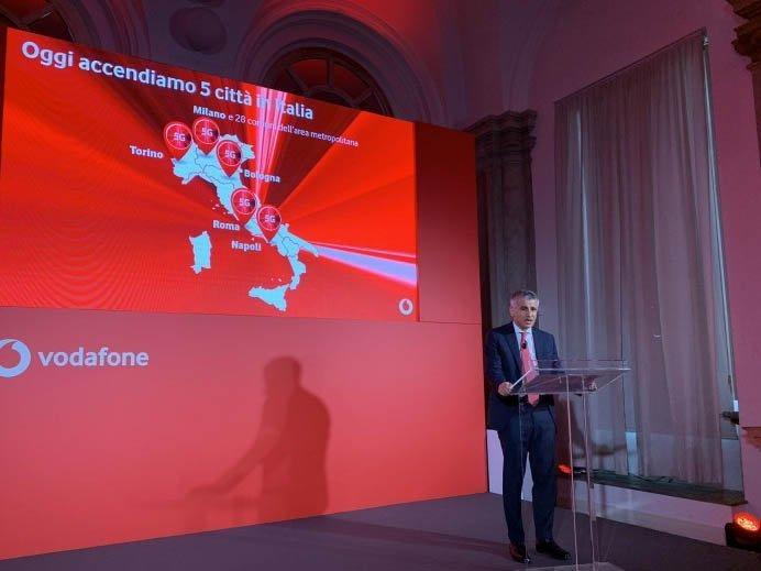 Vodafon Italy