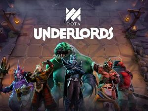 Hra Dota Underlords beta
