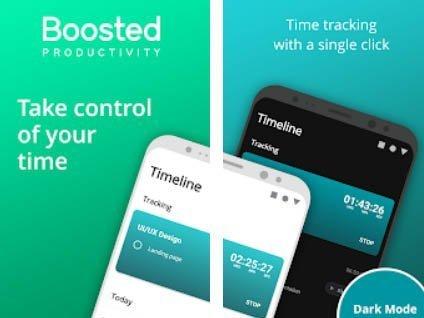 Aplikace pro zlepšení produktivity