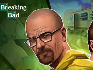 Strategická hra Breaking Bad