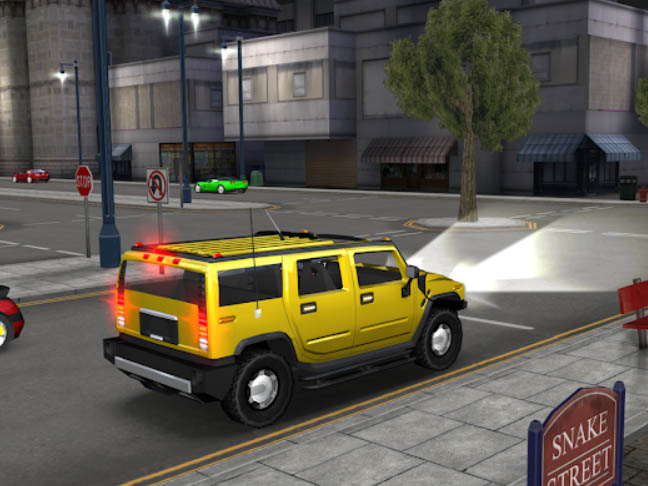 Hra Car Driving Simulator: SF