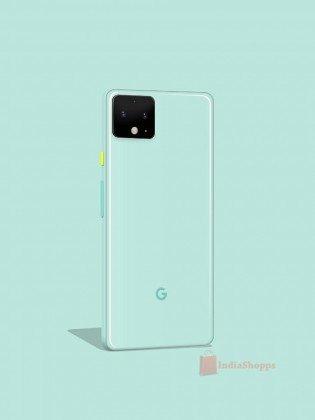 Google Pixel 4 barevné varianty
