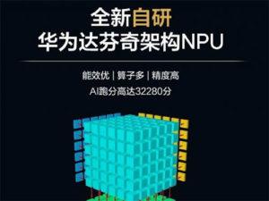 Huawei představil Kirin 810