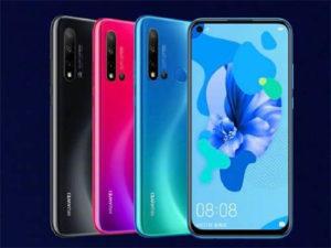 Huawei nova 5 se objevil na Antutu