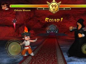 Hra Chhota Bheem: Kung fu dhamaka