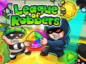 Hra Bob the robber: League of robbers