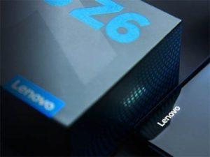 Lenovo Z6 s trojitou kamerou a 24MPx senzorem