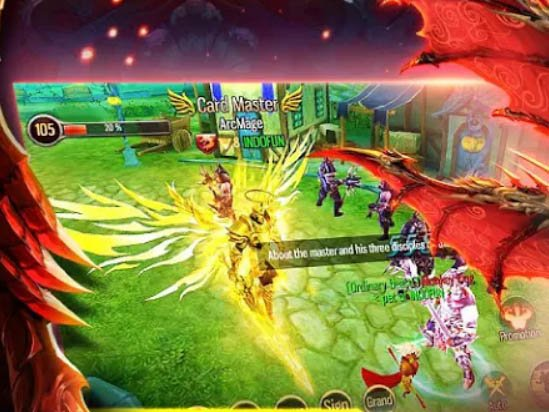 Legions : Battle of the Immortals