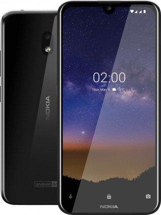 Nokia 2.2 černá barva