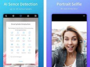 Aplikace S Pro kamera
