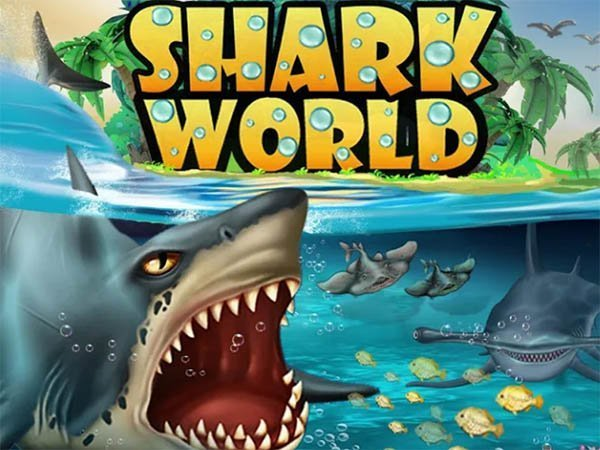 Android hra Shark World