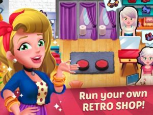 Hra Retro Style Dash
