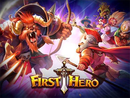Strategická hra First Hero