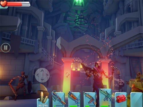 Dobrodružná hra Tegra: Crafting and Building