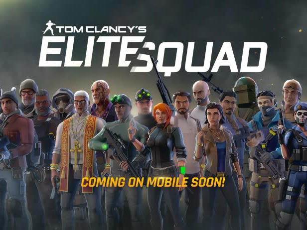 Hra Tom Clancy's Elite Squad