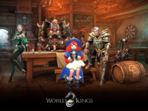 Hra World of Kings