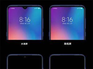 Xiaomi taktéž ukázalo kameru pod displejem