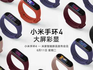 Xiaomi prodalo celkem 1 milión Mi Band 4