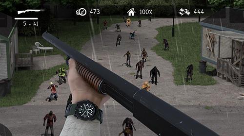 Akční hra Dead Zed
