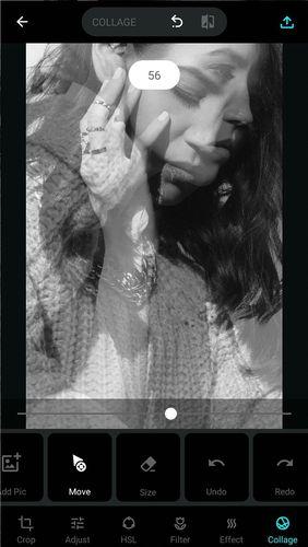 Aplikace MY photo editor